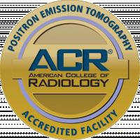 PET ACR Accreditation