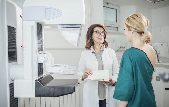 What to Expect During a Mammogram