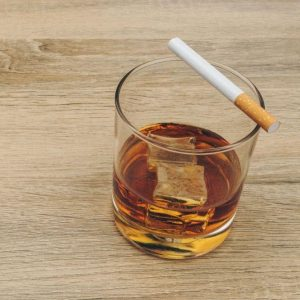 alcohol and smoking tobacco - primary causes of head and neck cancer